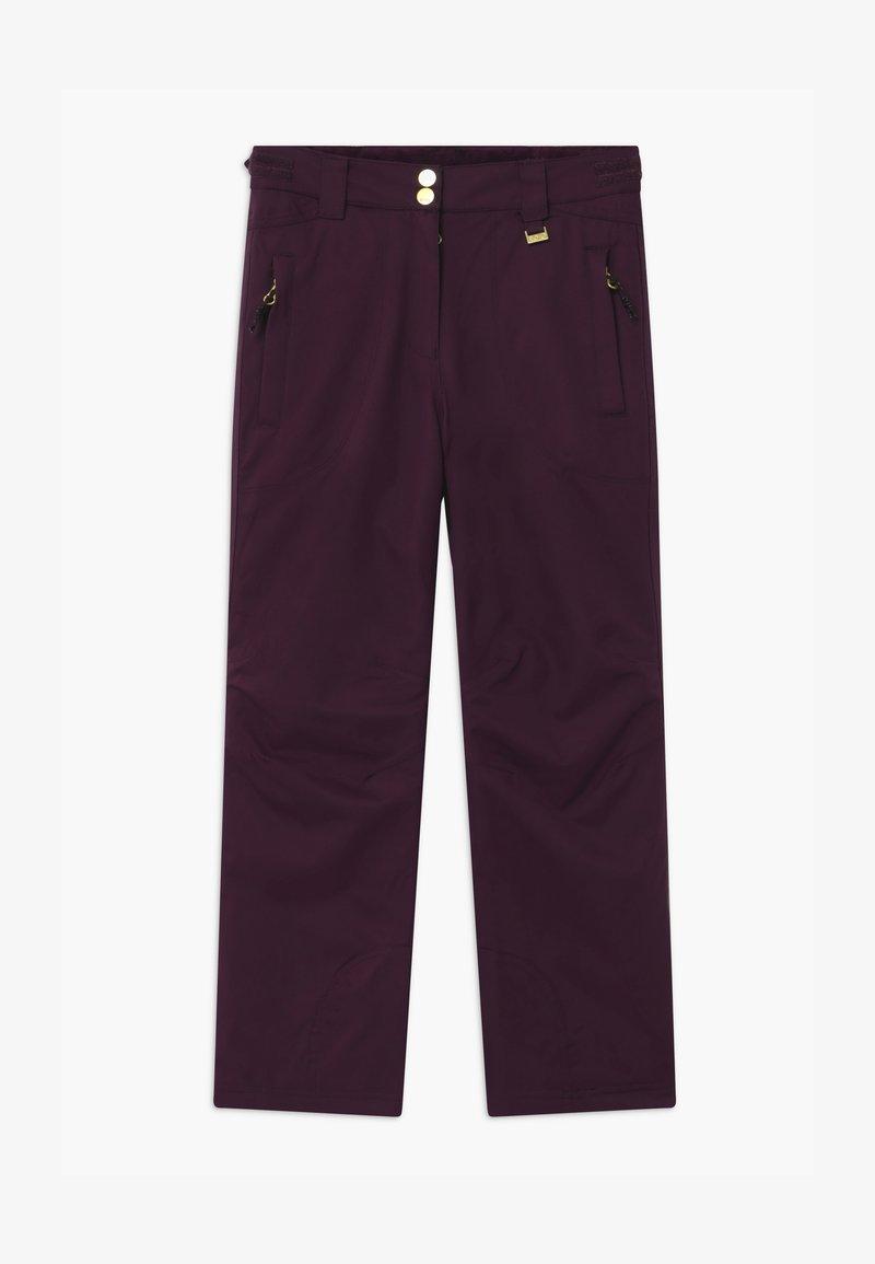 Rojo - Snow pants - blackberry wine