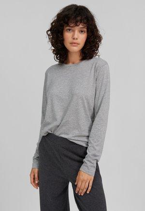 T-shirt à manches longues - silver melee