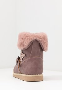 Friboo - Classic ankle boots - mauve - 4