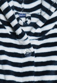 Playshoes - RINGEL MARITIM - Badjas - white/dark blue - 2