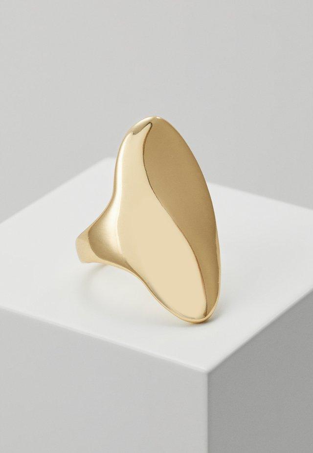 MABELLE - Pierścionek - gold-coloured
