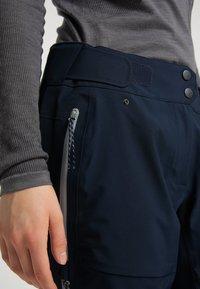 PYUA - Trousers - navy blue - 4