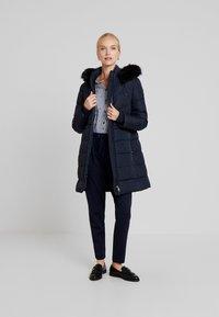 Tommy Hilfiger - ALANA PADDED COAT - Winter coat - blue - 1