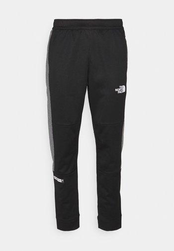 CUFFED PANT - Jogginghose - black