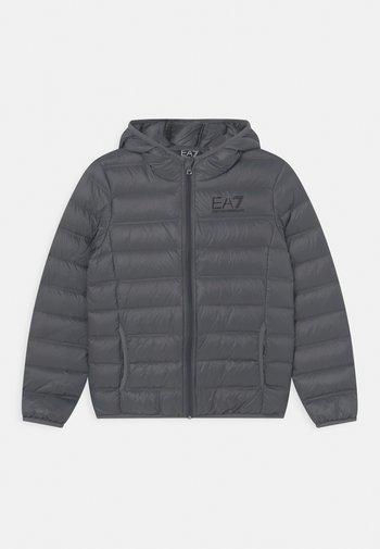GIACCA PIUMINO - Gewatteerde jas - grey