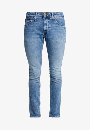 SCANTON HERITAGE  - Vaqueros slim fit - blue denim