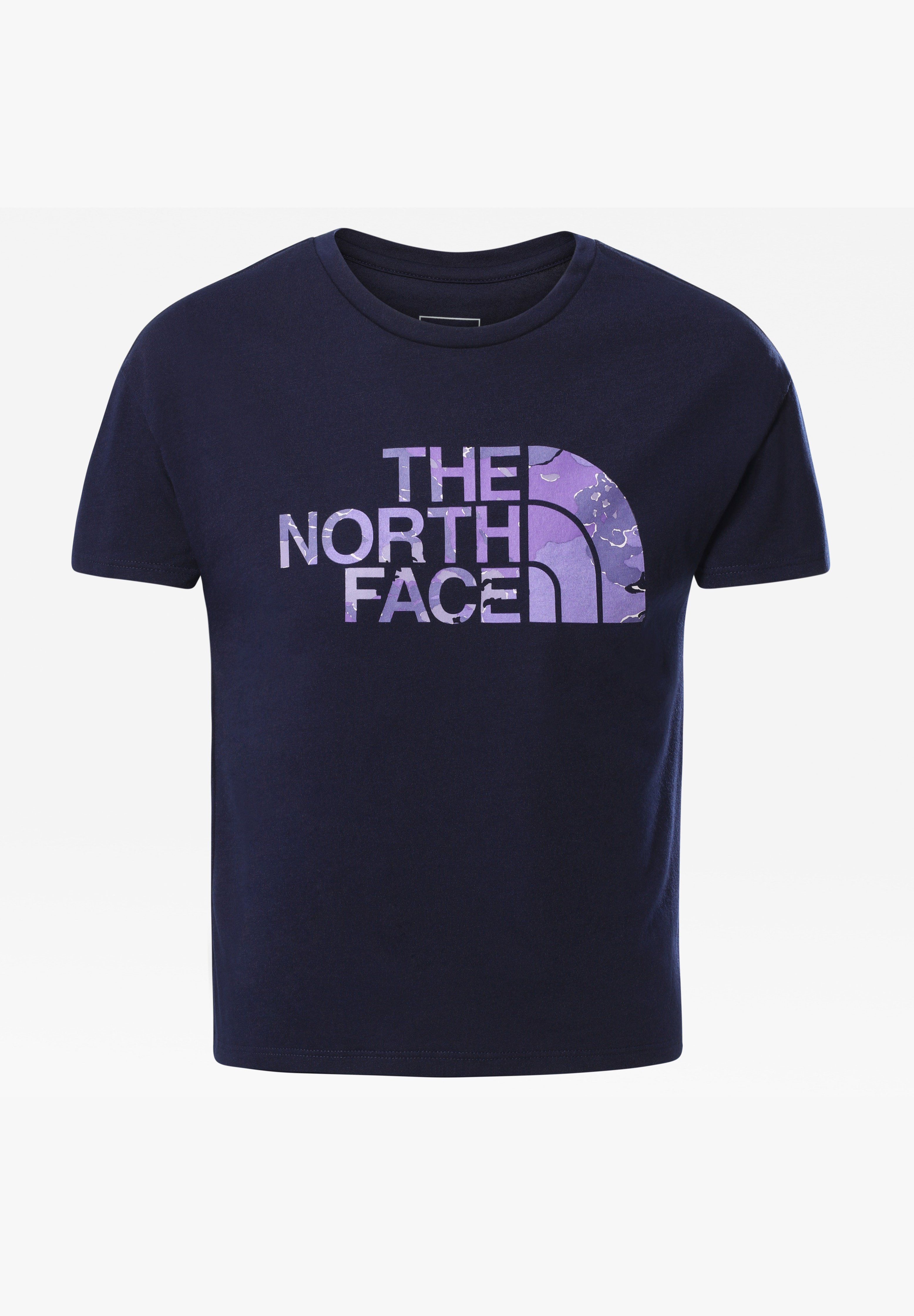 Femme G S/S ON MOUNTAIN TEE - T-shirt imprimé