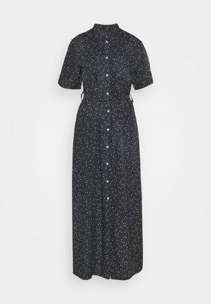 DENISE DRESS - Vestito lungo - black