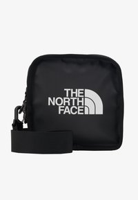 The North Face - EXPLORE BARDU UNISEX - Across body bag - black/white - 6