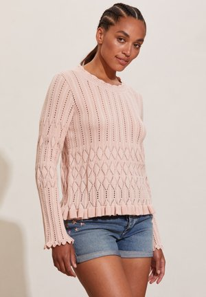PRETTY ON THE LOOSE - Jumper - pink sand
