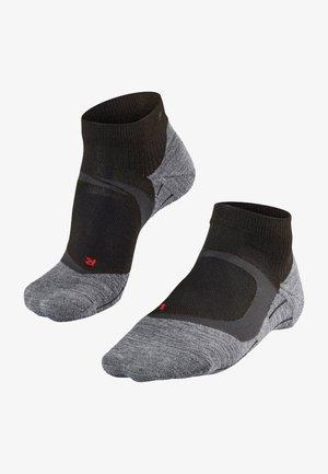 RU4 COOL SHORT - Chaussettes de sport - black-mix