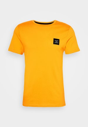 JCOJAY TEE CREW  NECK - Basic T-shirt - golden orange