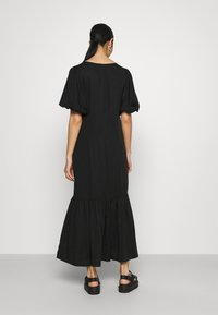 EDITED - ISABELA DRESS - Maxi dress - schwarz - 2