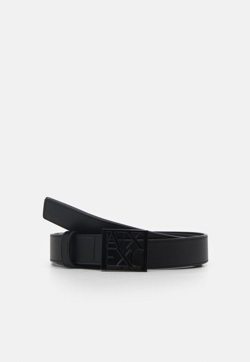 Armani Exchange - BELT - Belt - nero
