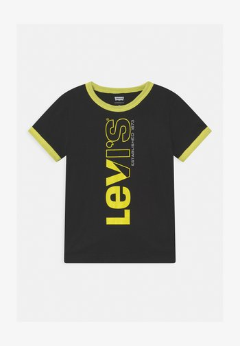 TWO TONE UNISEX - T-shirt con stampa - black