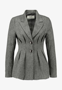 4th & Reckless - WASHINGTON WITH PLEATED DETAIL AND BUTTONS - Blazer - grey - 4