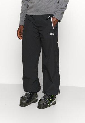 LONGO GORE-TEX PANT - Snow pants - black
