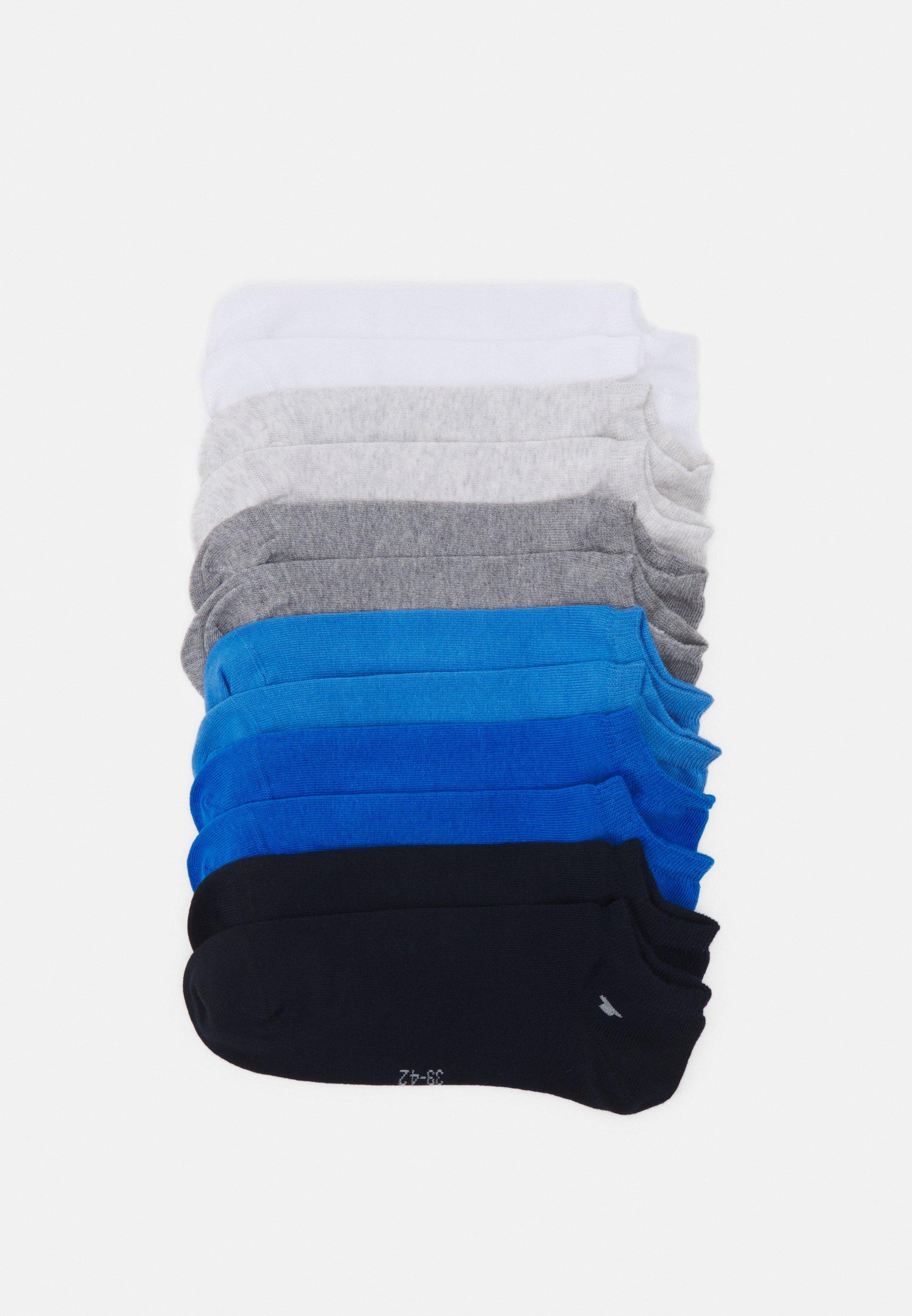 Men SNEAKER UNI BASIC  12 PACK - Socks