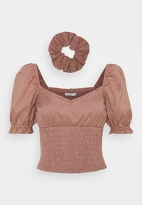Abercrombie & Fitch - MIMOSA - Blouse - pink - 6
