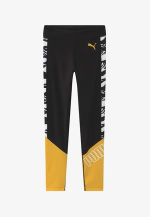 PUMA X ZALANDO GIRLS - Leggings - black
