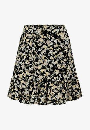 PCGERTRUDE SKIRT - A-line skirt - black
