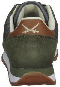 Sansibar Shoes - Sneakersy niskie - olivegrün - 2