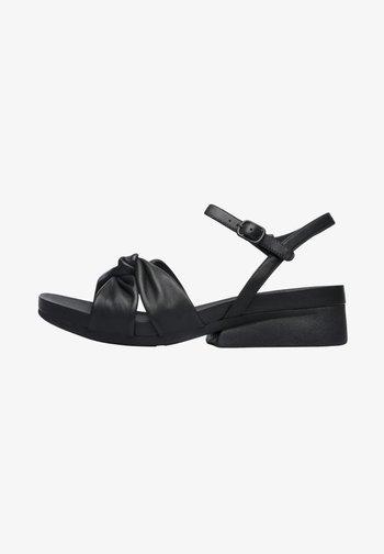 MINIKAAH - Sandals - schwarz