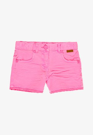 Short en jean - light pink