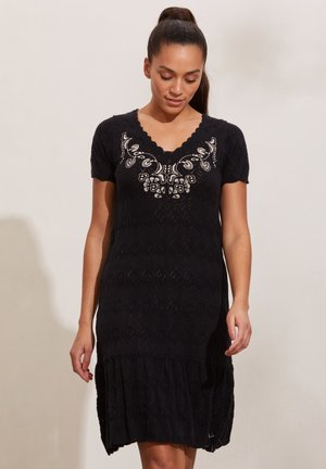 DESTINY - Day dress - almost black