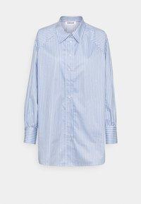 EDITED - ELISE - Button-down blouse - blau - 4
