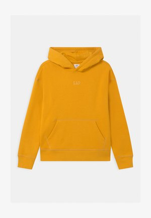 BOY SOLID HOOD - Sweatshirt - rugby gold