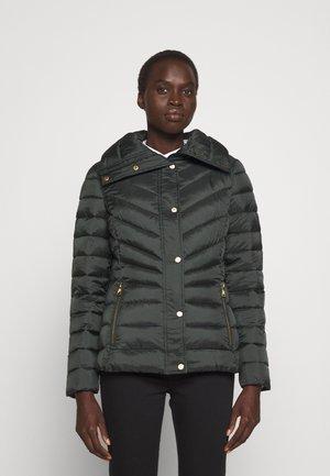 INSULATED - Light jacket - deep pine