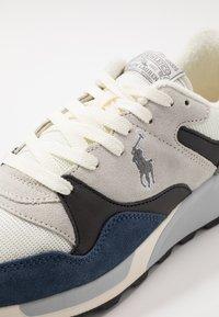 Polo Ralph Lauren - ATHLETIC SHOE - Trainers - vintage indigo/skyline - 5