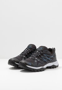 The North Face - HEDGEHOG FASTPACK GTX - Hiking shoes - ebony grey/shady blue - 2