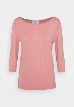 NUDARI  - Long sleeved top - ash rose