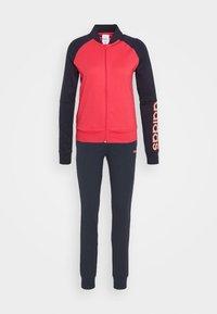 adidas Performance - NEW MARK SET - Treningsdress - pink/blue - 6