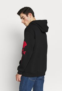 YOURTURN - UNISEX - Sweat à capuche - black - 2