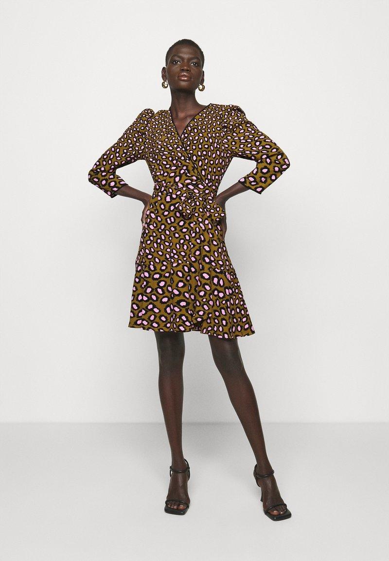 Diane von Furstenberg - CHARLENE - Robe d'été - multicolor