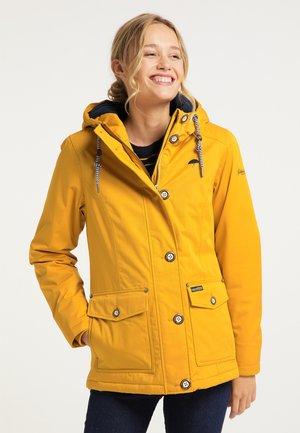 Light jacket - curry