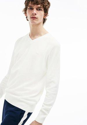 AH4090 - Pullover - blanc