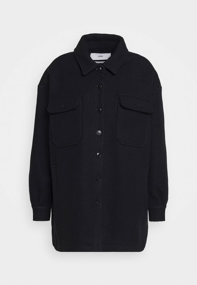 TITANIA - Classic coat - dark night