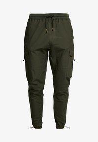 Glorious Gangsta - FRESNO - Cargo trousers - khaki - 4