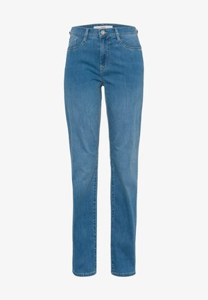 STYLE CAROLA - Slim fit jeans - used light blue