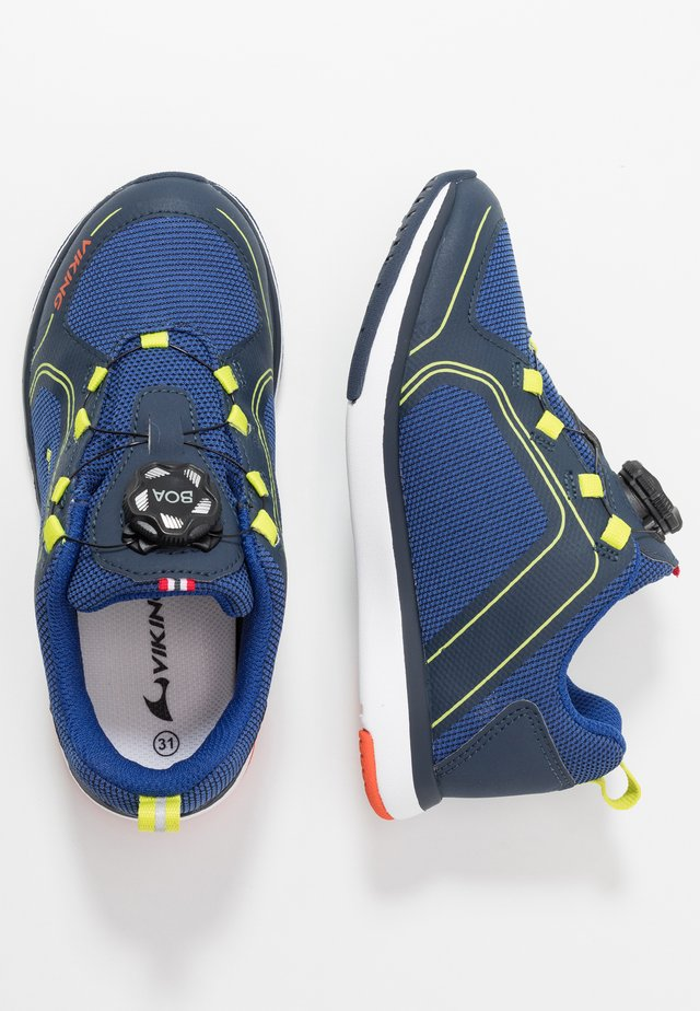 SEIM BOA GTX - Walking trainers - navy/dark blue