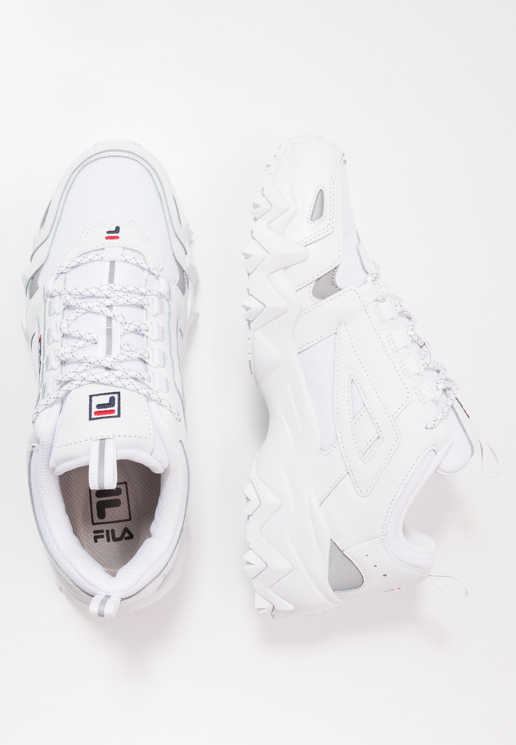 Fila TRAIL Sneakers basse white Zalando.it
