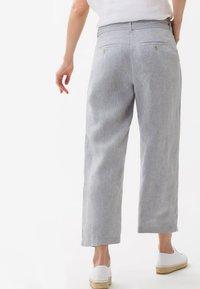 BRAX - STYLE MAINE - Trousers - grey melange - 2