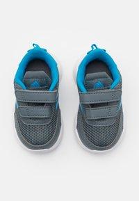 adidas Performance - TENSAUR RUN UNISEX - Neutral running shoes - blue oxide/solar blue/hazy blue - 3