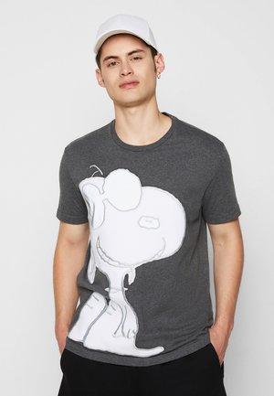 T-SHIRT JERSEY - Print T-shirt - nero