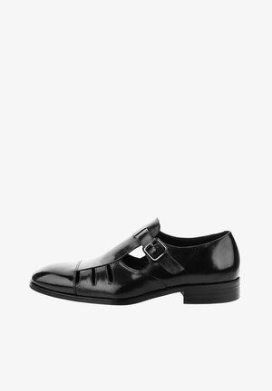 SONDRIO - Sandały - czarny