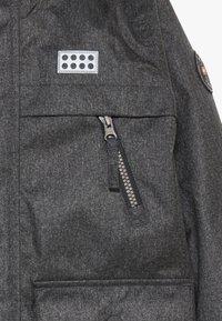 LEGO Wear - LWJOSHUA 725 - Snowboard jacket - grey melange - 5